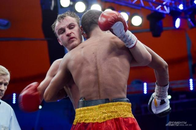 Вечер бокса