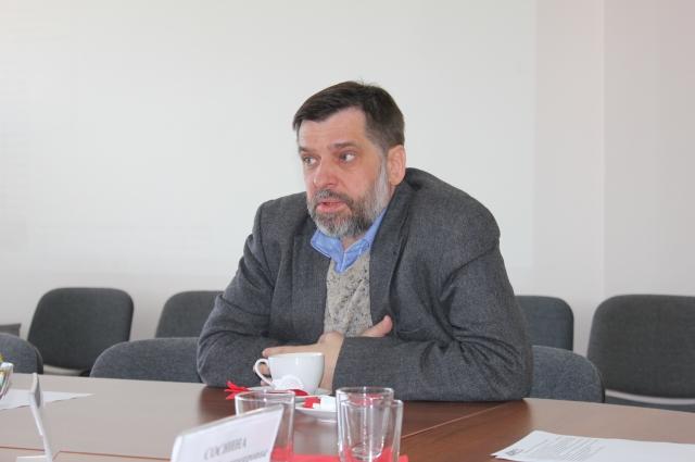 А. Коваленин, председатель Новосибирского областного регионального отделения ООО ЗС «Родительское всероссийское сопротивление»