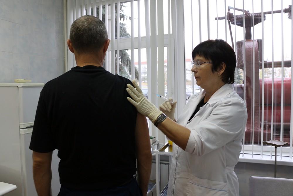 ВИЗ-сталь прививки