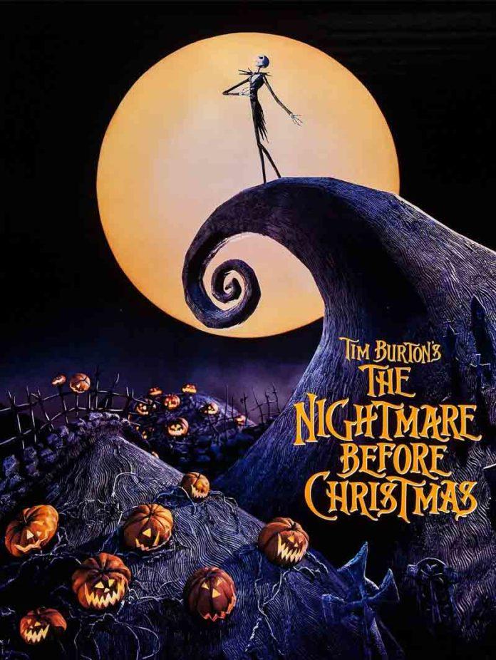 «Кошмар перед Рождеством» - это та самая картина, где все монстры показаны «сквозь щелочки меж пальцами» - они совсем не страшные и даже неплохо поют.