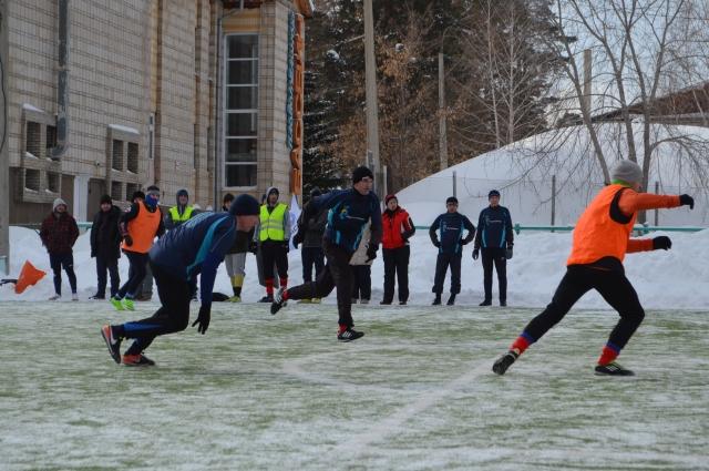 По мнению судейской бригады, в соревнованиях по футболу  спортсменов, равных представителям «Ростелекома», в этом году не было.