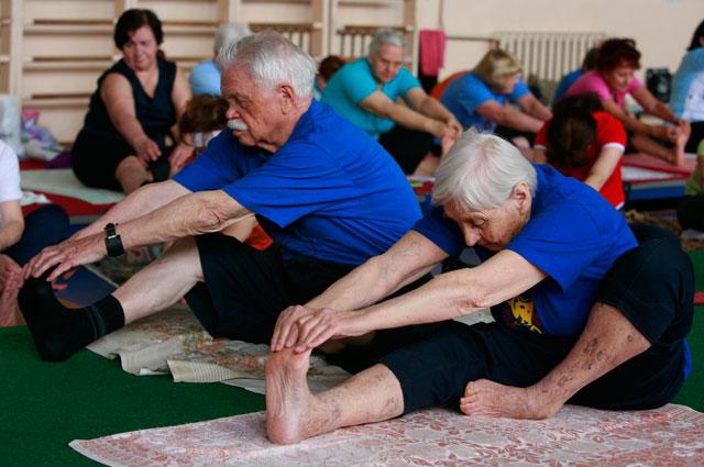 Каждому подберут индивидуальный комплекс упражнений.