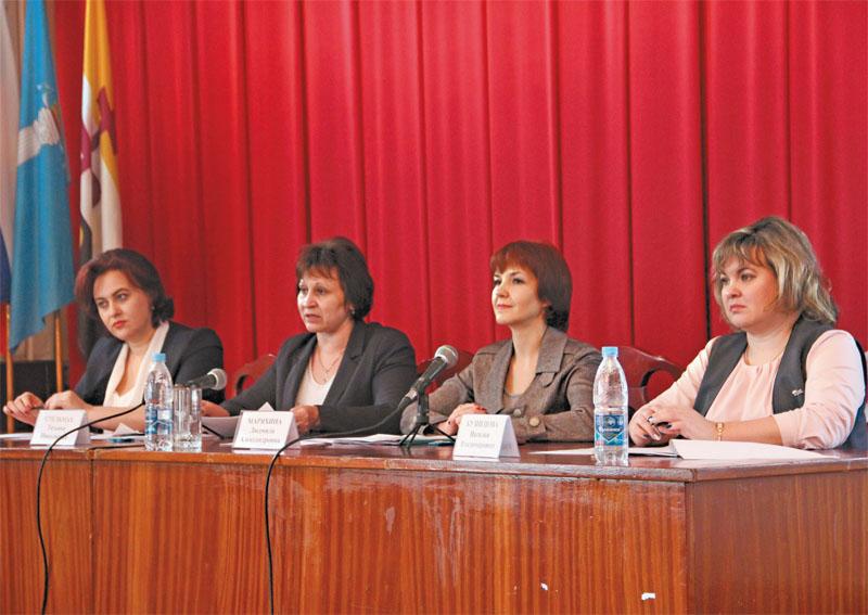 Месячник открыли представители областного Минфина и районной власти
