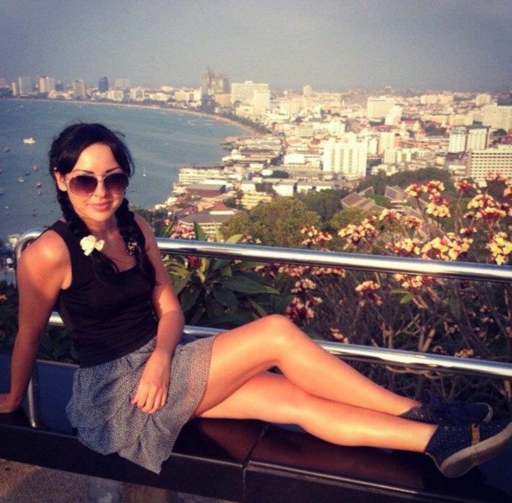 Юлия побывала в более 15 странах.