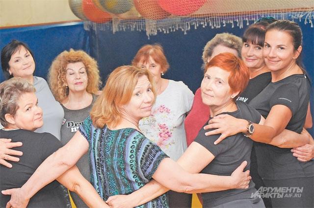 Внуковские пенсионеры– участники  программы «Московское долголетие».