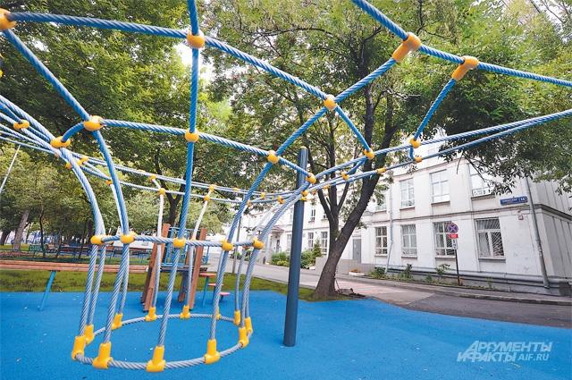 После ремонта старейшая школа № 91 на Арбате станет одним из самых современных учебных заведений столицы.