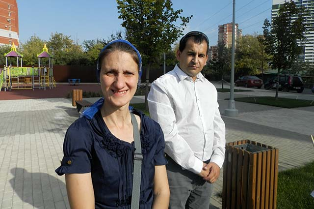 Елена и Искандер
