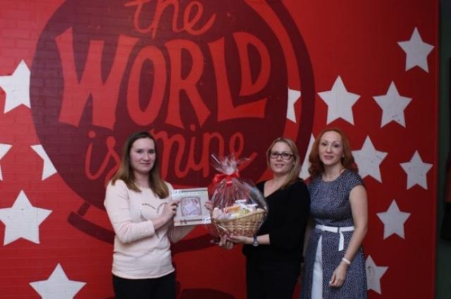 В Тюмени наградили участников проекта «Мой месяц счастья».
