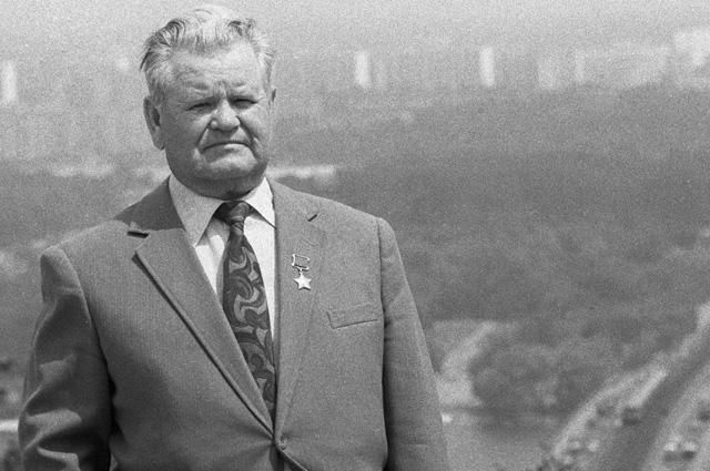 Василий Зайцев. 1979 г.