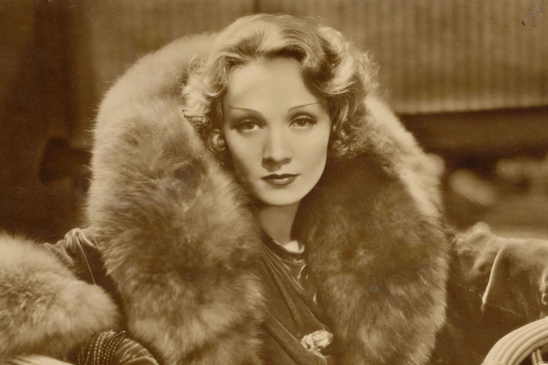 Марлен Дитрих. 1930 год