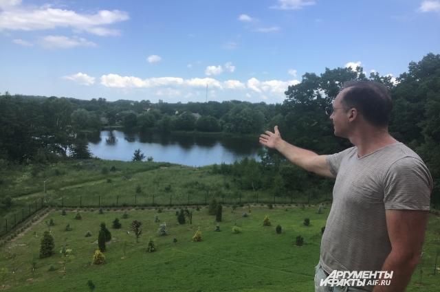 Долина реки Витушки занесена в Красную книгу области.