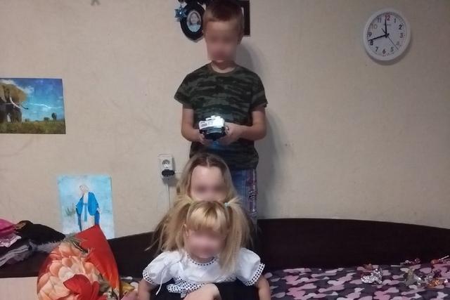 Ирина взяла под опеку троих из четырех Марининых детей. Фото из личного архива