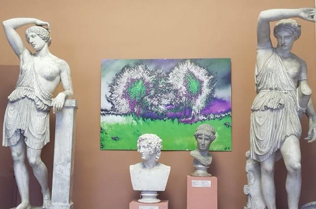 Стоимость картин может доходить до 5–6 тыс. евро.