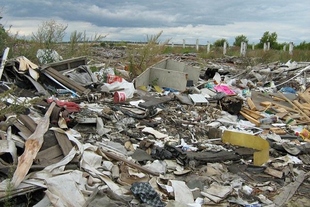 Скоро в Кировской области мусор девать будет некуда.