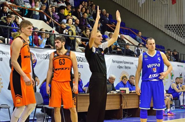 Претензии к судейству - распространённое явление в российском баскетболе.