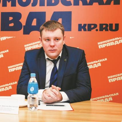 Дмитрий Логачев