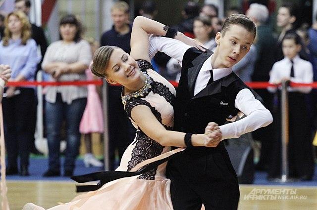 танцы кубок мэра