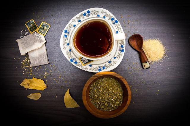 Оказывается, чай в некоторых странах пьют вместе с кофе!
