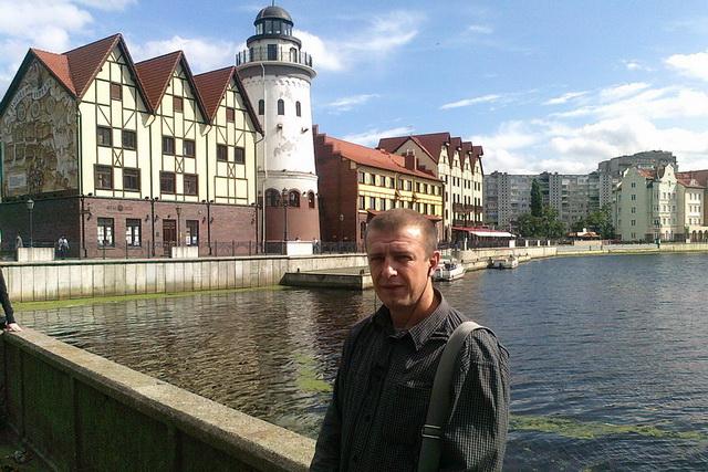 Сейчас новые постройки используют «немецкий стиль».