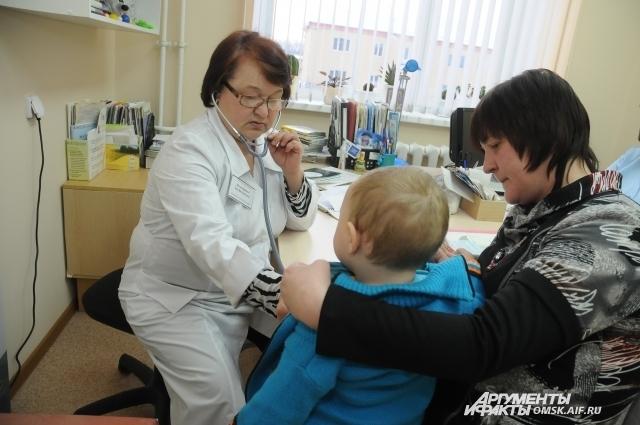 В поликлиниках врачи хорошо знают своих пациентов.