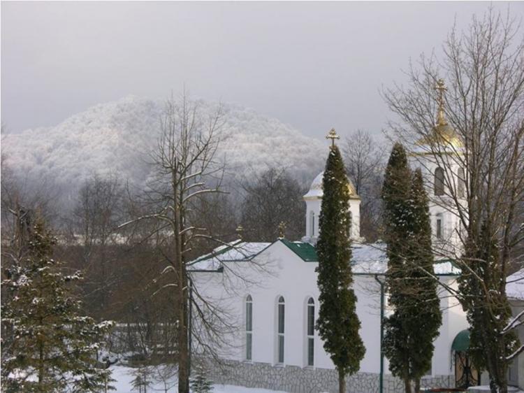 Богоявленский Аланский монастырь