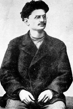 Лев Троцкий.