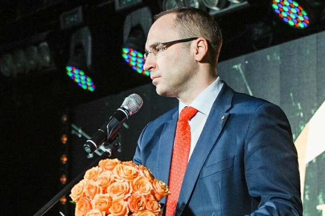 Александр Шаронов.