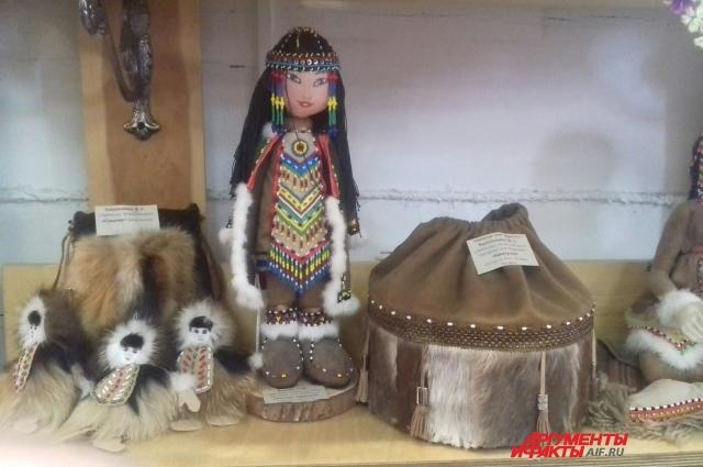 В клубе «Берегиня» собралась уже внушительная коллекция кукол.
