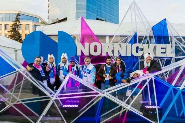 Иностранные блогеры, победители проекта Follow Up Siberia