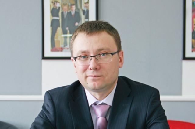 Максим Зарубин.