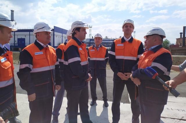Программа модернизации производства на орском НПЗ будет продолжена.