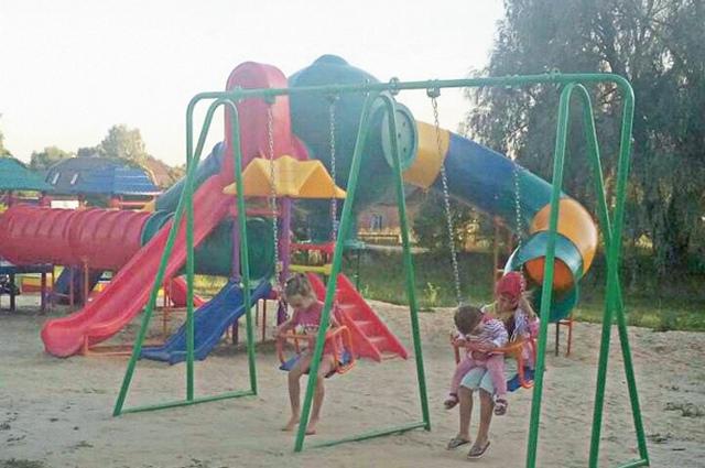 Раньше сельская ребятня лишь мечтала о полноценных детских площадках, теперь они всё чаще появляются в разных районах области благодаря программе.