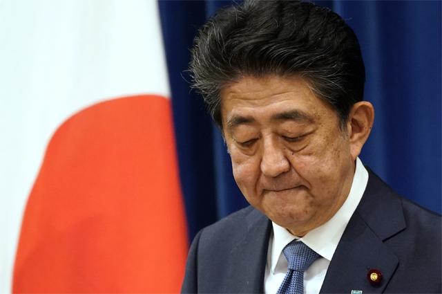 Синдзо Абэ подал в отставку из-за проблем со здоровьем.