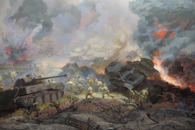 Открытие Михаила Лаврентьева помогло нашим войскам добиться успеха в битве на Курской дуге.