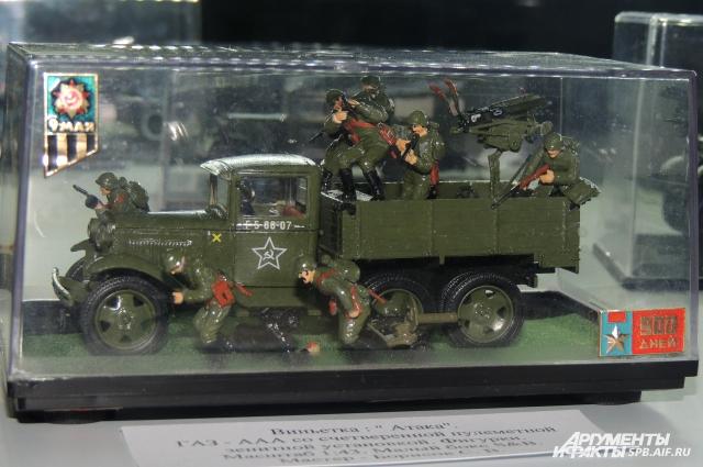 Многие работы Сергей посвятил эпохе Великой Отечественной войны.