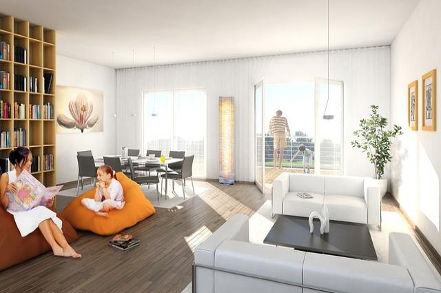 Апартаменты снова вернулись на российский рынок недвижимости.