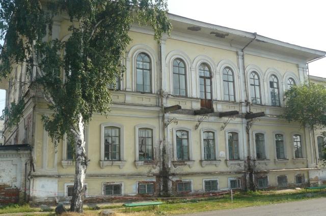 В Енисейске 97 объектов культурного наследия.