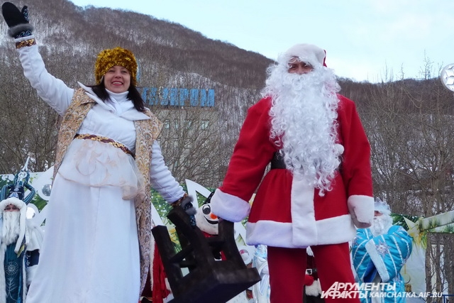 Новогодние традиции в каждой стране свои.