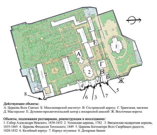 Успенскую церковь, согласно документу, должны были реконструировать и реставрировать.