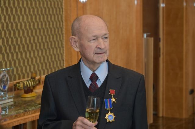 Ильдус  Мостюков -  автор уникальной и секретной военной разработки.