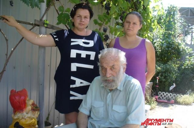Родственники стариков добиваются справедливости через правоохранительные органы.