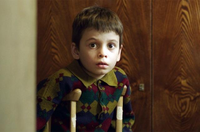 Илья Рязанов в фильме «Временные трудности»