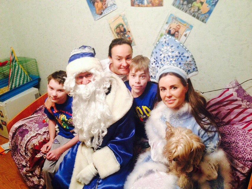 Что может быть лучше Нового года с «Уральскими пельменями»?