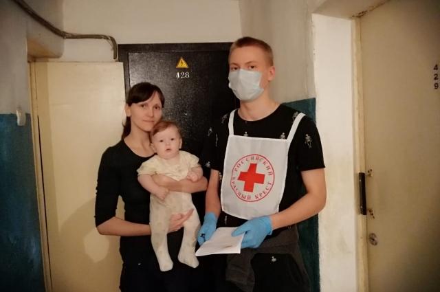 Наиболее ощутили на себе последствия пандемии семьи с детьми.