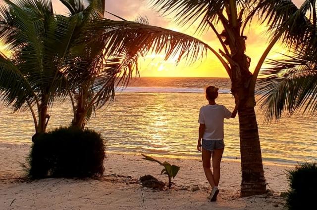 Наталья признается, что пребывание на острове было непростым.
