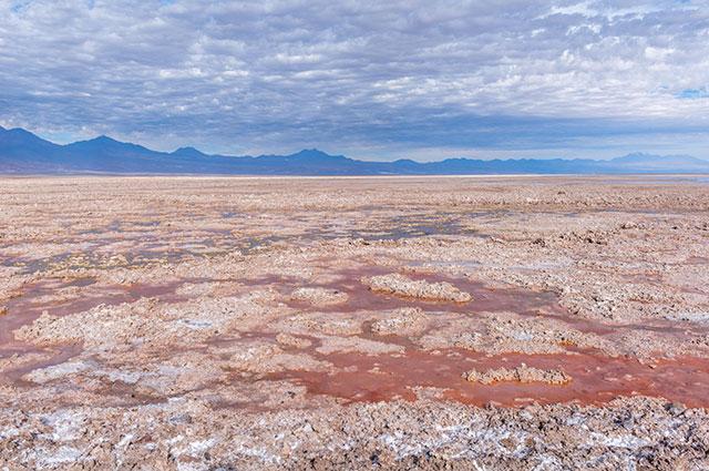 Пустыня Атакама.