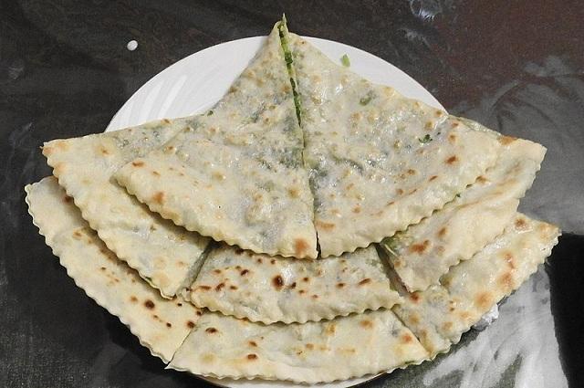 Чуду - популярное в Дагестане блюдо.
