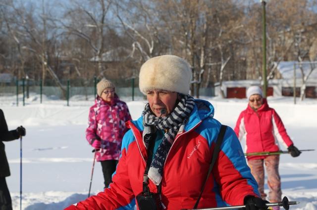 Тренер большой и дружной команды Татьяна Лагунова всегда старается сделать так, чтобы занятия были максимально полезны.