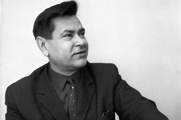 Алексей Маресьев, 1966 год