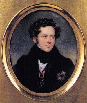 Портрет Алексея Перовского.